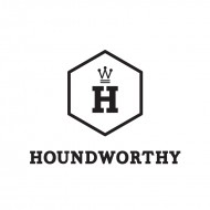 Houndworthy founders Morgan and Jo
