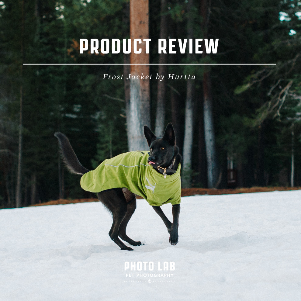 Product Review: Hurtta Frost Jacket